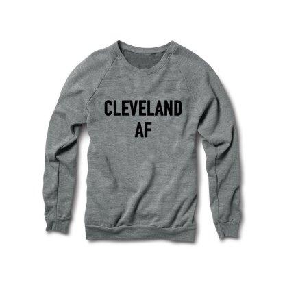 Cleveland+AF+Crewneck
